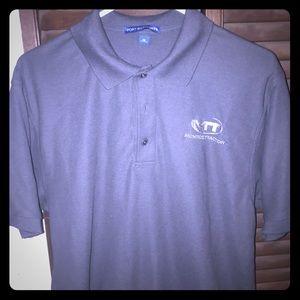 ⛳️ Grey polo shirt - NWOT!